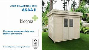 Granulés De Bois Castorama : abri de jardin en bois akaa blooma 676229 castorama ~ Dailycaller-alerts.com Idées de Décoration