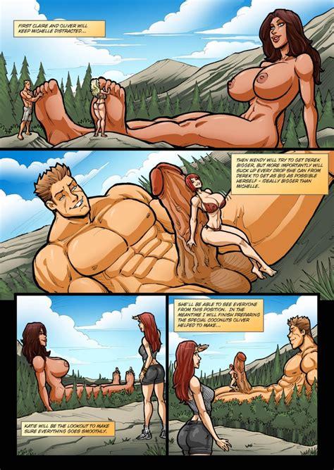 Zzz Island Grown 3 • Transformation Porn Comics One