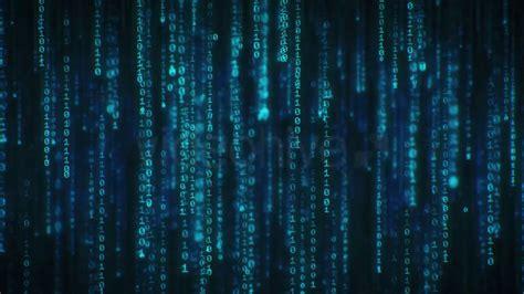 Digital Screen Wallpaper by Binary Code 4k Loop Screensaver Live Wallpaper