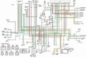 Diagrama Honda Cbf1000