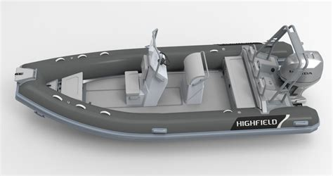 Zodiac Boat Uae by Highfield Boats Aluminium Rigid Boats