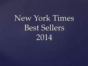 New york times best sellers 2014