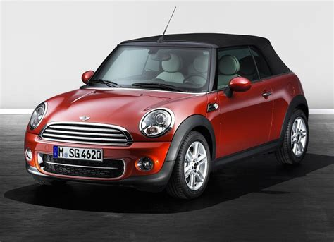 mini convertible clubman 2011 range all facelifted