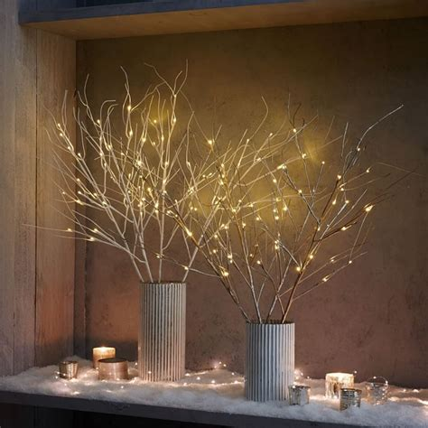 Light Up Branches by Led Branches Decoration Holycool Net