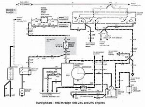 1999 Ford Ranger Ignition Switch Wiring Diagram