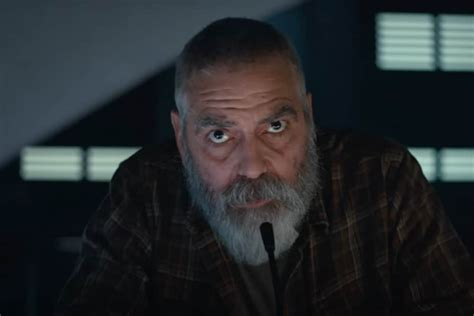 Trailer and release date for bearded George Clooney's The ...