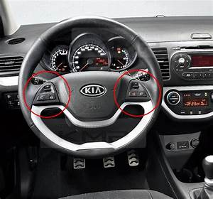 Oem Non Heating Steering Wheel Remote Switch For Kia 2011