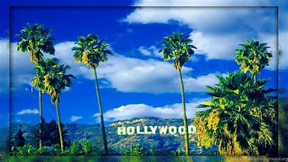 Hollywood Mountain Background Wallpapers Desktop Backgrounds Studios