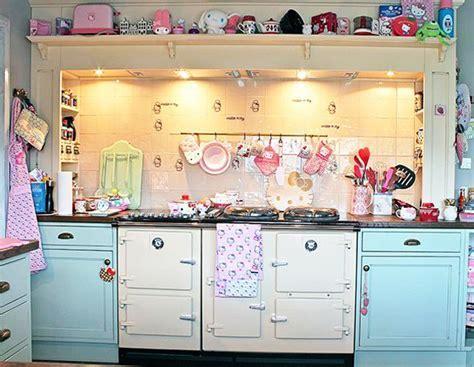 10 Adorable Hello Kitty Kitchen Ideas   House Design And Decor