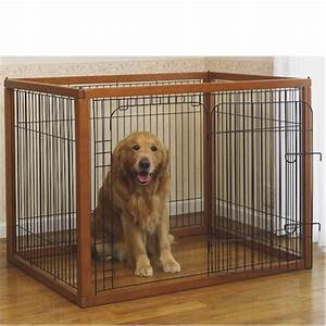 various choices of designer dog crates for you homesfeed With trendy dog crates