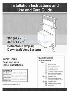 Kitchenaid Kird807hss0 Installation Instructions And Use