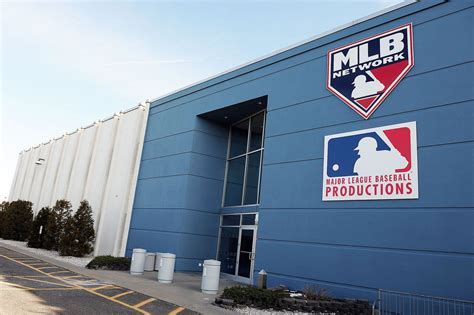 nhl network moving  secaucus  joint venture  mlb