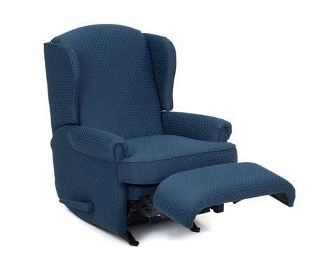 barcalounger florence custom choice rocker recliner chair