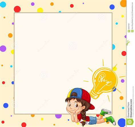 frame clipart student pencil   color frame clipart