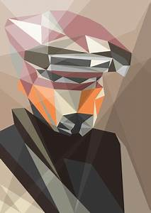 Star Wars Stroke Abstract Art Gadgetsin