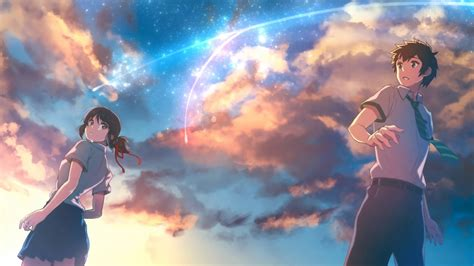 kimi  na wa wallpaper full hd   youtube