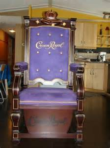 crown royal king s chair collectibles classifieds buy