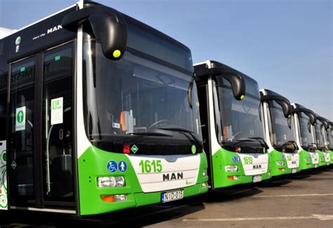 man truck bus delivers  cng vehicles  hungarian city