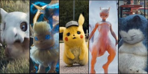 Detective Pikachu Trailer Breakdown