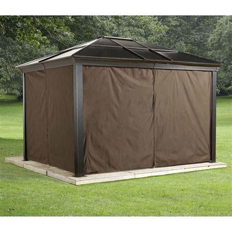 12x12 patio gazebo best 25 12x12 gazebo ideas on patio lean to