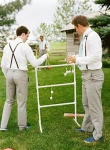 Wedding Redneck Golf Game