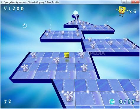 Spongebob Squarepants Obstacle Odyssey 2 Demo Download