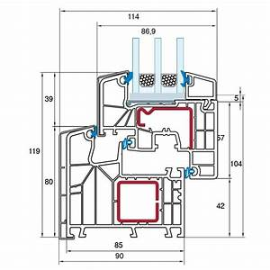 Uw Wert Berechnen : aluplast twinset 8000 6 kammer kunststoff aluminium profil ~ Themetempest.com Abrechnung
