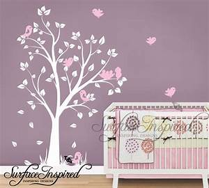 nursery wall decals baby garden tree wall decal for boys and With tree wall decal for nursery