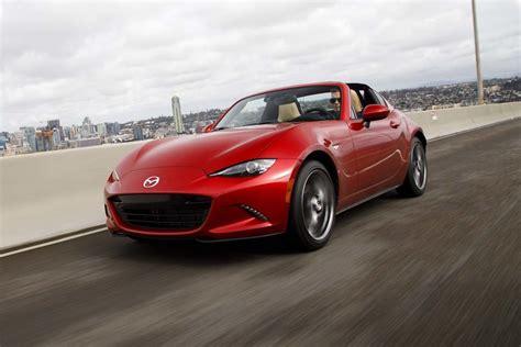 Mazda Mx 5 Miata Rf by 2017 Mazda Mx 5 Miata Rf Drive Review Automobile