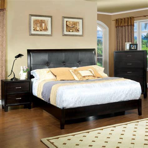 furniture  america muscett  piece queen bedroom set