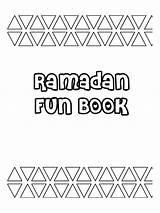 Ramadan sketch template