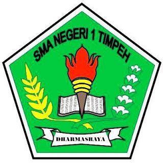 lambang logo sma negeri  timpeh dharmasraya gadisnet