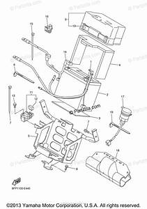 Yamaha Snowmobile 2006 Oem Parts Diagram For Electrical