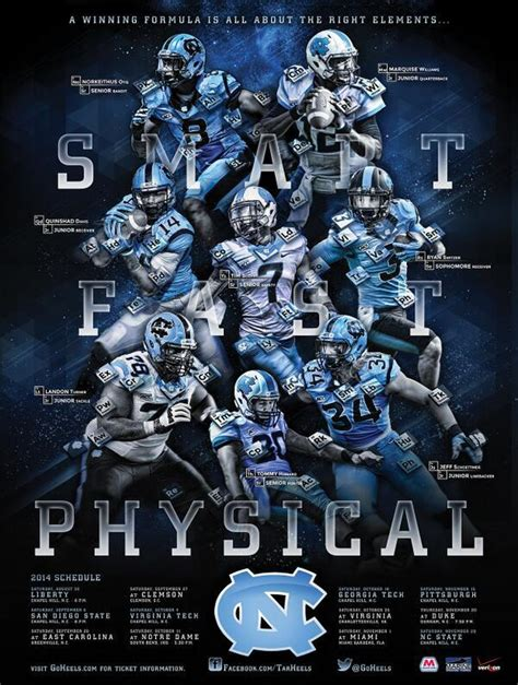 Best Unc Football Ideas And Images On Bing Find What You Ll Love