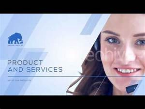 clean business company profile free download after With company profile after effects templates free download