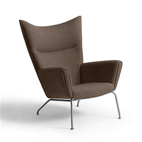 hans wegner ch445 wing chair from carl hansen
