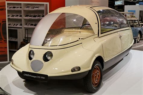 Citroen Car : Citroën Prototype C