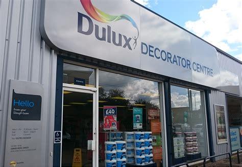 slough dulux decorator centre