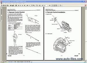 Yanmar Marine Diesel Engine 3jh3 B  C E  4jh3 B  C E  Repair Manuals Download  Wiring Diagram