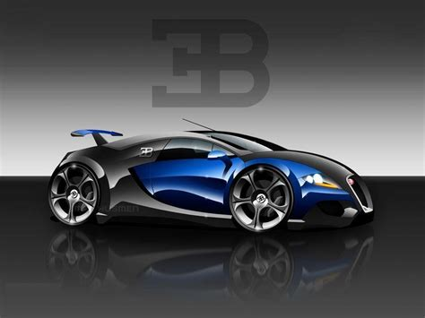 3d Car Wallpaper by Bugatti Car Wallpapers Wallpaper Cave