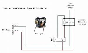 Wiring Contactors Diagram  U2013 Shelectrik Com