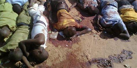 nigeria war crimes  crimes  humanity
