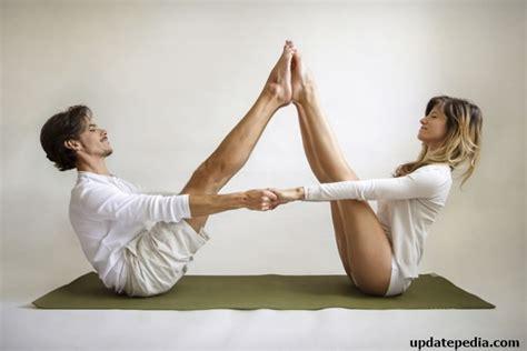 Boat Pose Kundalini Yoga by 7 Enchanting Partner Yoga Poses For Rejuvenating Love