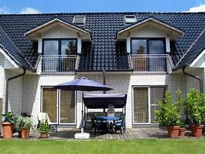 referenzen landhauser architekt joachim martens With französischer balkon mit garten wc häuschen
