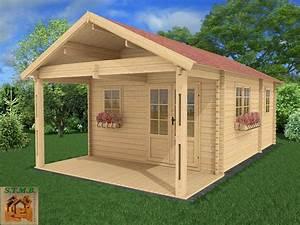 Chalet En Bois Habitable 20m2 : bungalow bois habitable ~ Dailycaller-alerts.com Idées de Décoration