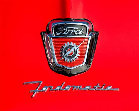 image gallery old ford truck emblems