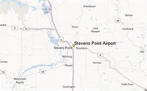 Stevens Point Airport Weather Station Record