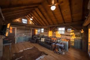 Pole Barns with Living Quarters Loft
