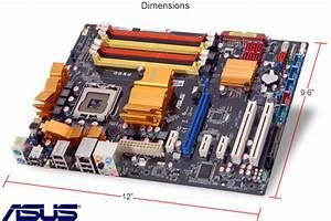 Asus P5qc Motherboard