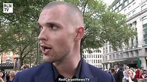 Ed Skrein Interview - ill Manors World Premiere - YouTube